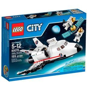 Lego City Ônibus Espacial Utilitário - 60078 - Azul