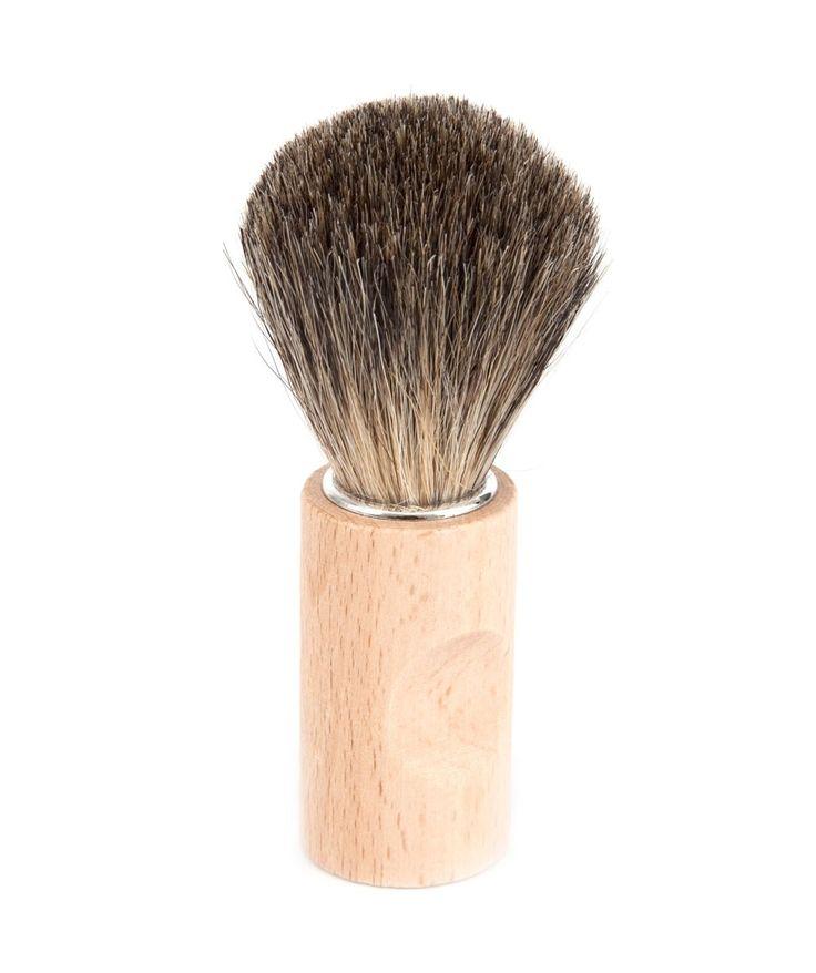 Shaving Brush. | huntingforgeorge.com