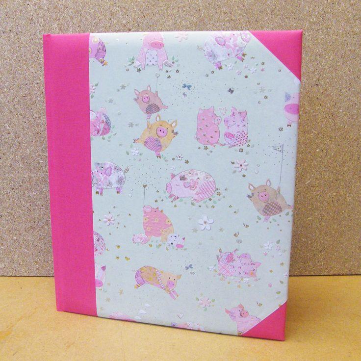 Geboorte album, 24 x 30 cm, 50 bladen
