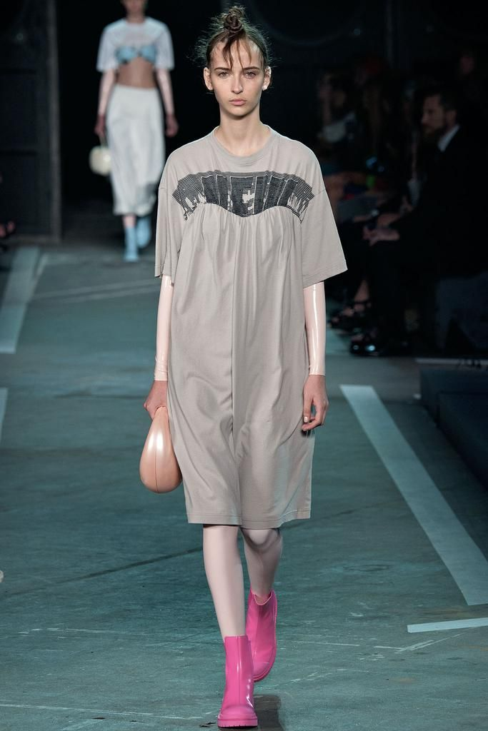 Marc by Marc Jacobs Spring 2015 Ready-to-Wear - Collection - Gallery - Look 1 - Style.com