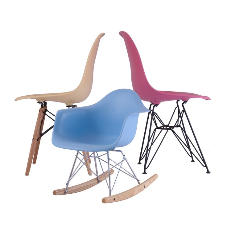 Eames gyngestol. RAR Junior . Design Barn.