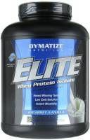 Dymatize Nutrition Elite Whey Protein jest jednym z najlepiej sprzedających się białek. To wysokiej jakości proteiny w smacznej formie shake. Charakteryzują się wysoką przyswajalnością dzięki enzymom trawiennym dodanym do odżywki.
