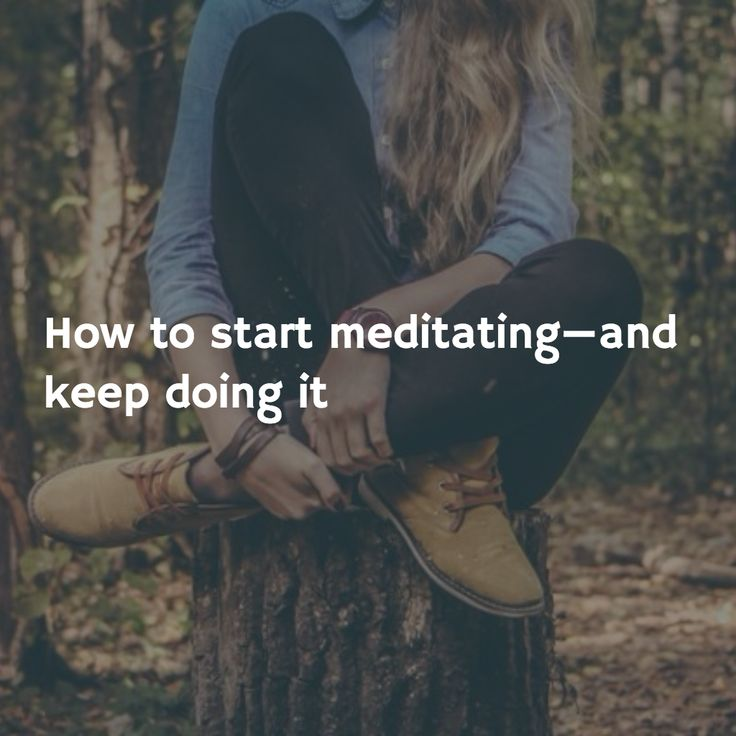 "...because your New Year's resolution was to ""Be more mindful."""