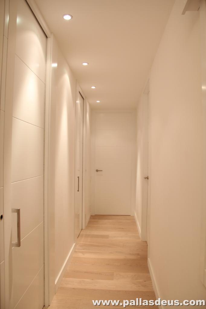 Mejores 16 im genes de ideas suelos y puertas en pinterest - Decoracion puertas blancas ...