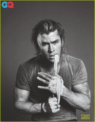 Chris Hemsworth for GQ