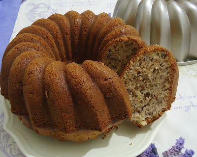 Birsel ve İrem: Elmalı-Cevizli Kek