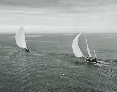 Swiftsure Race - Washington State Archives