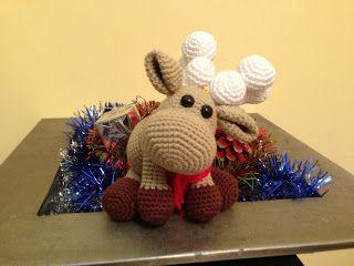 Amigurumi Patrones Gratis De Buho : Best amigurumis navidad images holiday crochet