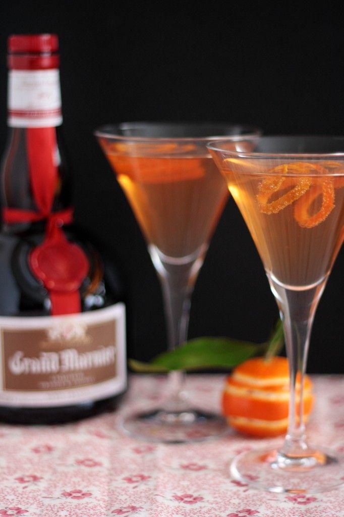 {Spécial Noël} Cocktail Poinsettia