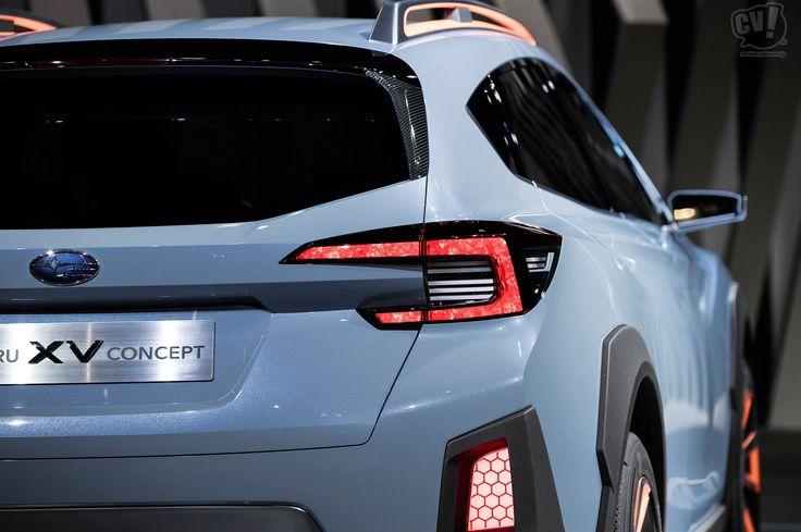 スバル XVコンセプト ジュネーブモーターショー2016 - carview! - 自動車
