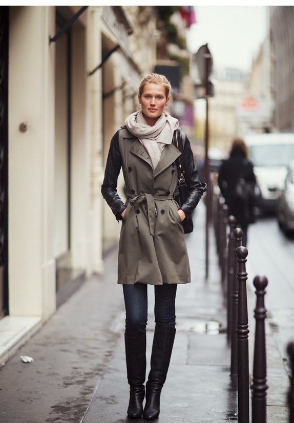 55 Best FRENCH Street Style Images On Pinterest