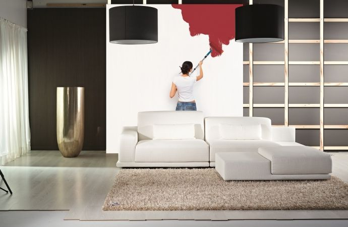 Melteca Clipwall Deco (paintable)