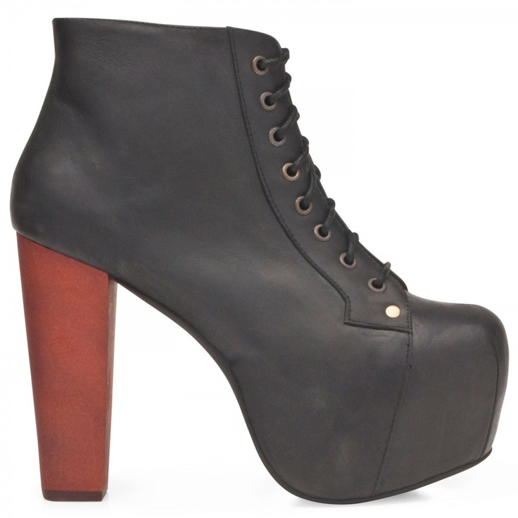 Lita leather ankle boots, High Heels, {Harvey Nichols} £120.00