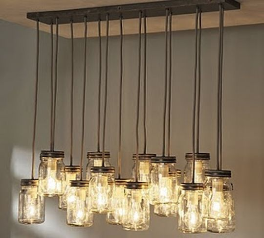 amazing chic industrial light fixtures. 5 Bright Ideas for DIY Chandeliers 62 best Industrial Chic Decor images on Pinterest