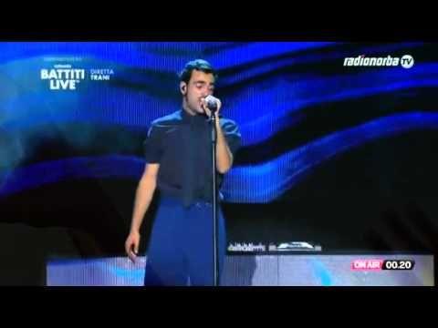"""Non me ne accorgo"" Marco Mengoni @ Battiti Live Trani 28.7.13"
