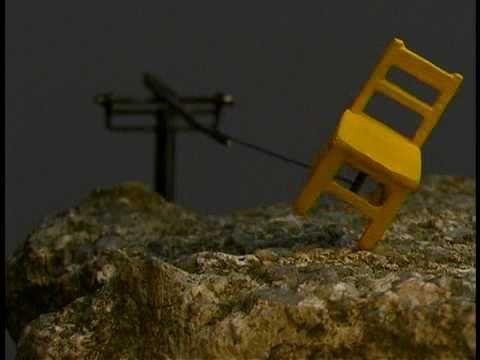 Thinking Chair - Arthur Ganson... I love all things Ganson