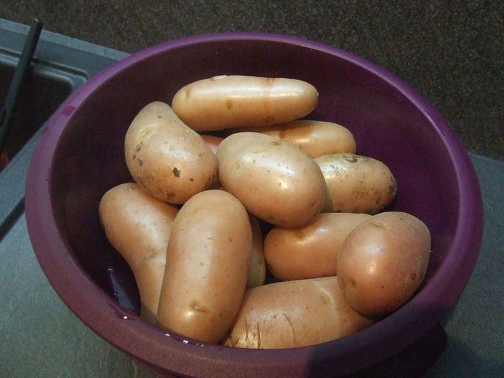 Pomme de terre vapeur - Tupperware Micro Vap