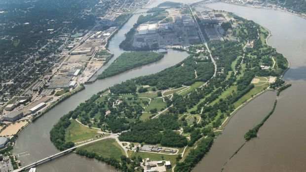 Here's a look at 50 things that make the Quad-Cities a special place to live.