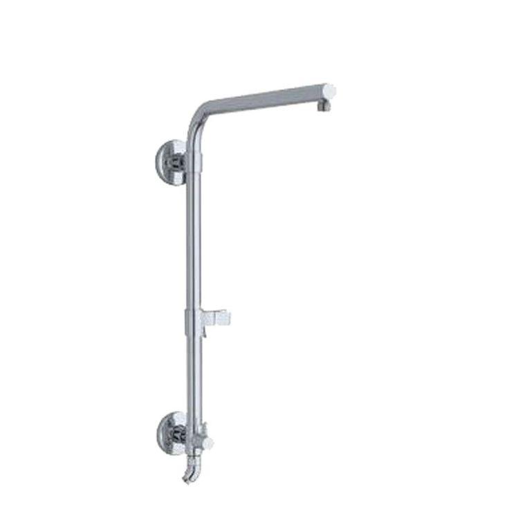 KOHLER HydroRail Shower Column in Polished Chrome for Beam Shower Arms