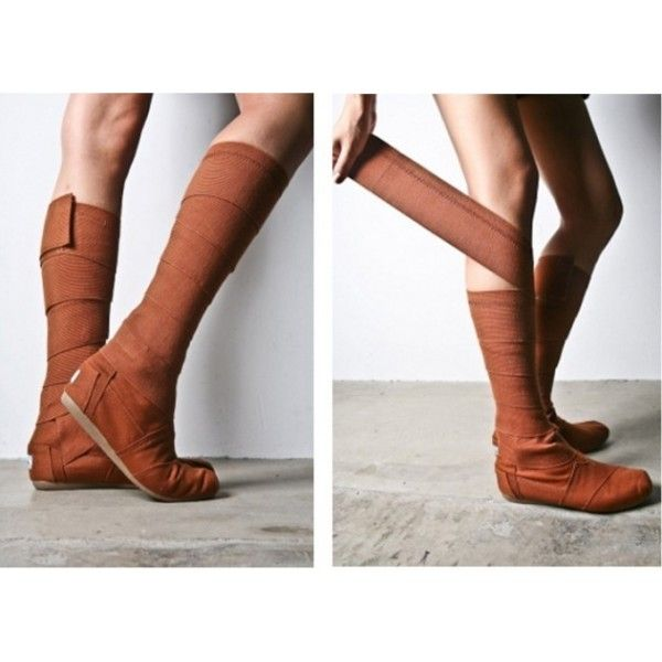 http://www.tomsoutletpro.com/ - Toms Brown Vegan Women's Wrap Boots in Toms Shoes Outlet Store