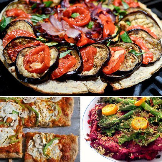 6 Healthy Pizza Recipes via FitSugar