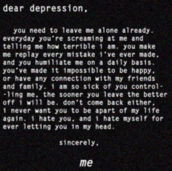 115 Best Help End Teen Suicide And Depression Images On: 158 Best Images About Depressing Quotes On Pinterest