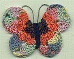 Beautiful Flutterbye: free pattern
