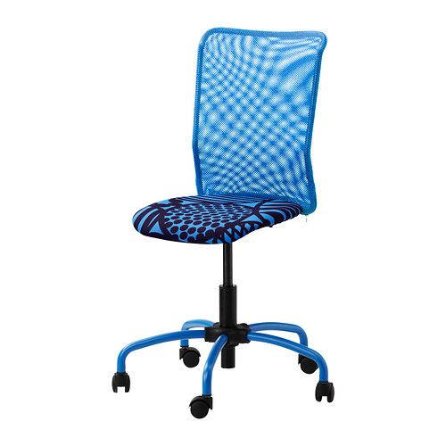 TORBJÖRN Swivel chair: Since my other desk chair is busted I'm officially in the market. This one seems decent.