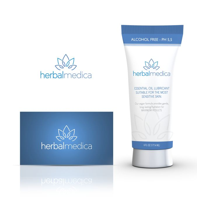 Design a sophisticated yet creative logo for a natural health company by logabo.ca