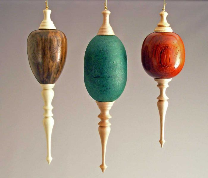 Best images about christmas ornaments turned wood on