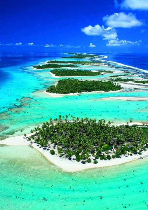 French Polynesia - Travel