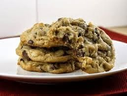 Peanut Butter, Wild Orange, Chocolate Chip Cookies. NO butter or flour or white sugar! Includes EO