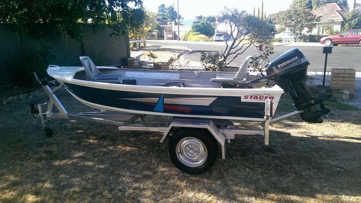 17 Best images about jon boat on Pinterest | Boats, Aluminum fishing boats and Aluminium boats