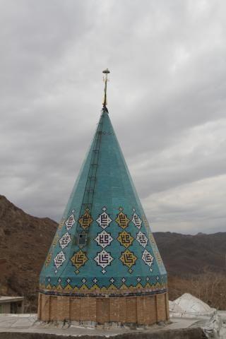 Arquitectura islámica ـ Irán ـ Qom ـ Foto: Ali Esfanyar | Galería de Arte Islámico y Fotografía