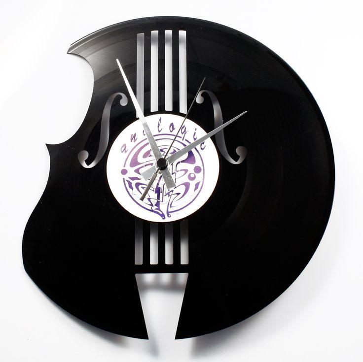 Disc'O'Clock Ceas de perete The Bass Maker