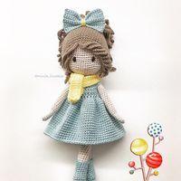 İyi akşamlar #amigurumi #amigurumidoll #amigurumilove #crochet #crochetlove #crochetaddict #handmade #gift #doll #nako #nakoileörüyorum