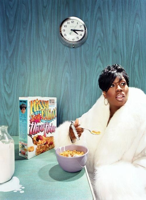 Missy Elliot *pinned by Hip Hop Fusion