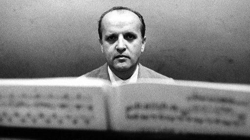 """Nino Rota   Federico Fellini on Nino Rota: """"He was someone who had a rare quality belonging to the world of intuition. Just like children, simple men, sensitive people, innocent people, he would suddenly say dazzling things. As soon as he arrived, stress disappeared, everything turned into a festive atmosphere; the movie entered a joyful, serene, fantastic period, a new life."""""""