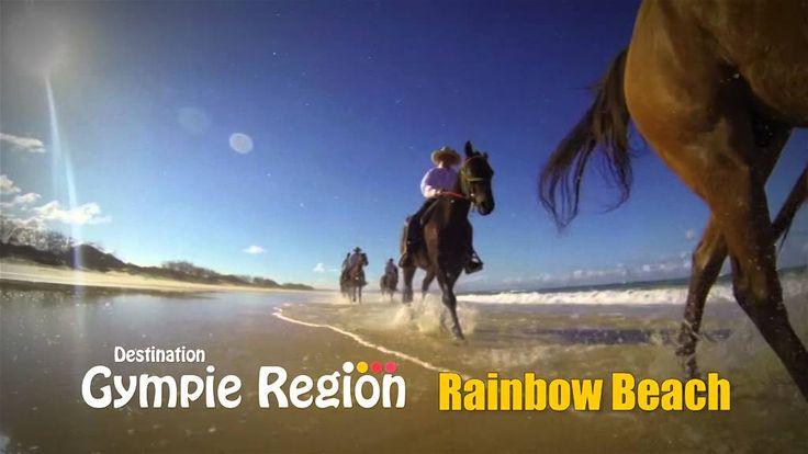 Gympie Region - Rainbow Beach