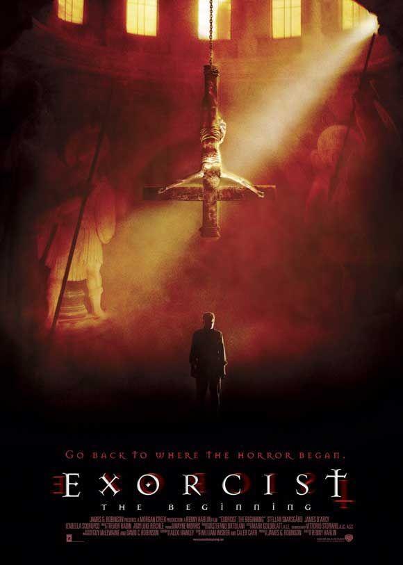 L'Exorciste, au commencement