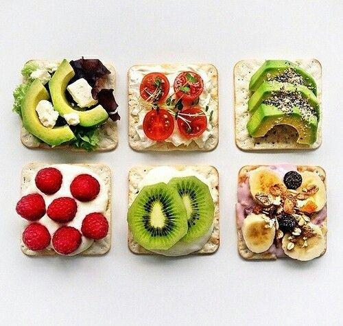 Gezonde Snack Inspiratie!