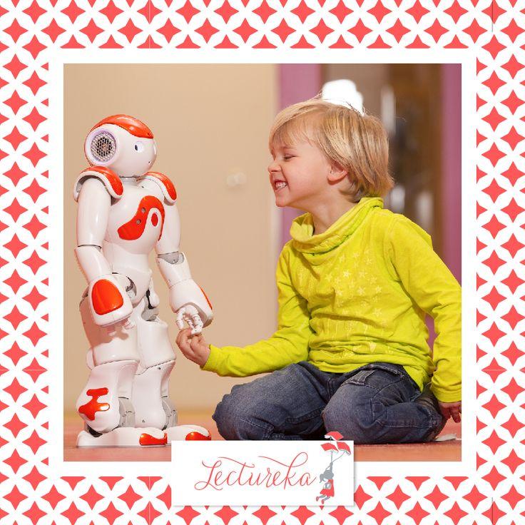 Libros de Robots: Imaginación, creatividad, curiosidad y la resolución de problemas son solo algunos de los beneficios que tiene la robótica en los niños.  #lectureka #literaturainfantil #librosparaniños #cuentosinfantiles