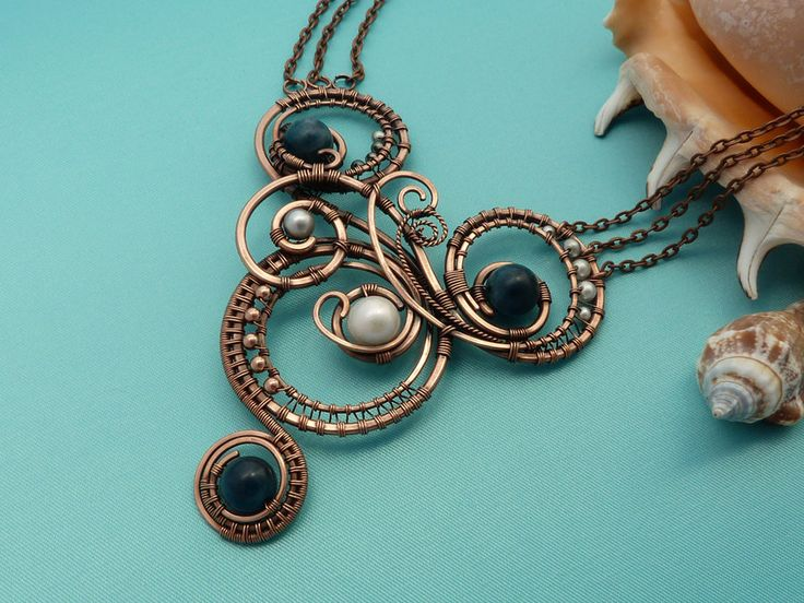230 best wire wrap pendant stones images on Pinterest | Wire ...