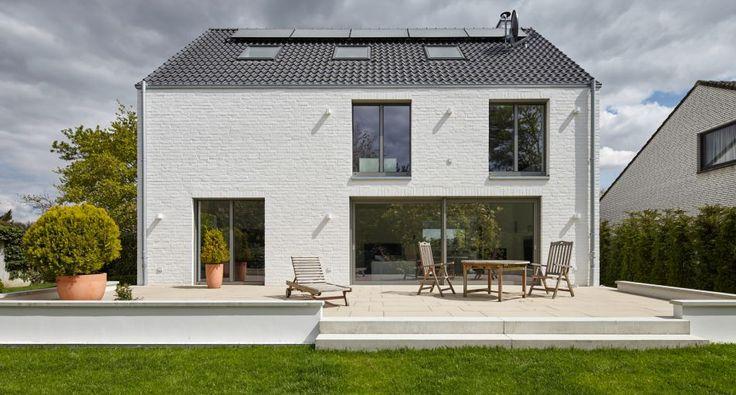 Letztes Projekt der Architekten Turck aus Düsseldorf für nachhaltiges Bauen, Neubau und Bauen im Bestand, Verkehrswertermittlungen und Bauberatung