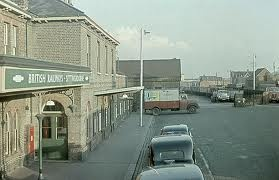 Sittingbourne train station - I travelled here every day from Sheerness for school..