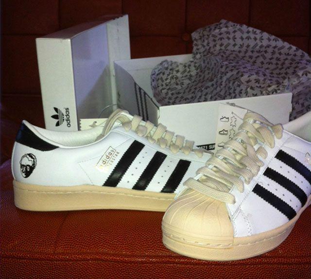 "Adidas Superstar Vintage V ""Adi Dassler"""