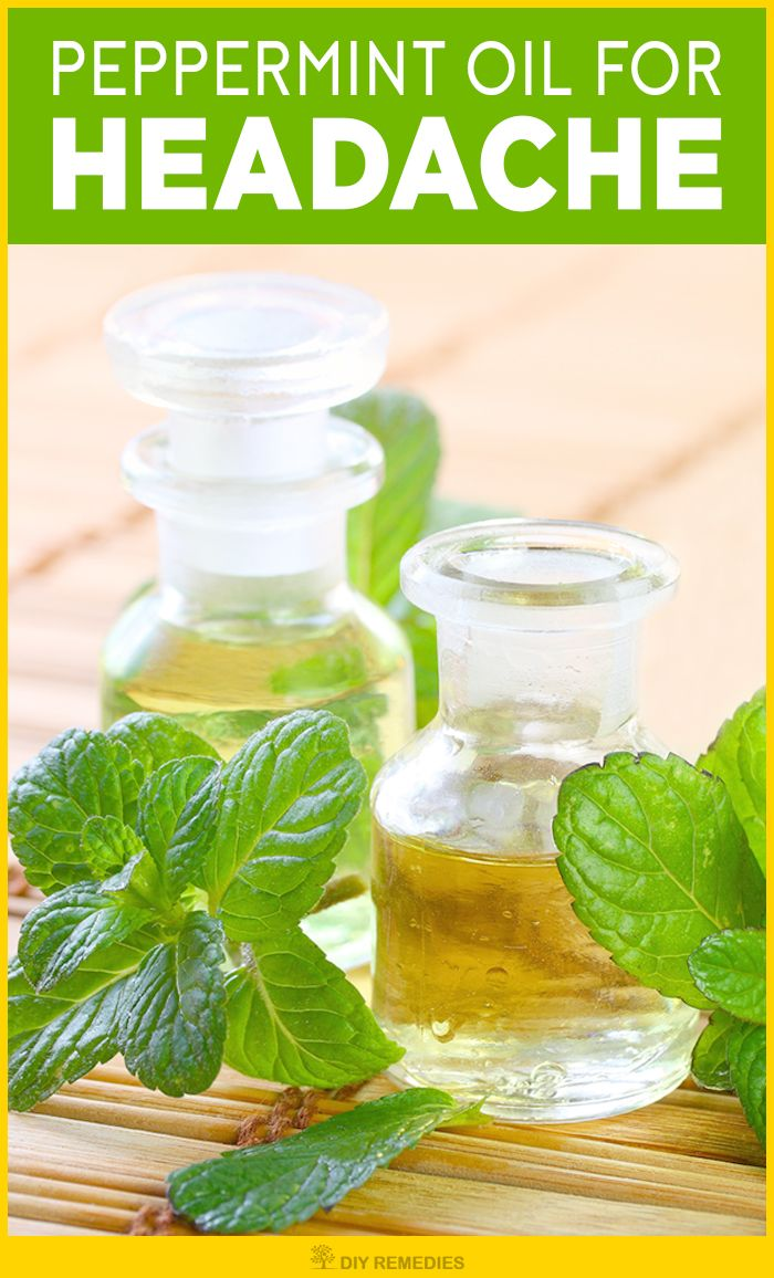 Peppermint Oil For Headache    Headache is a common problem for all of us. Everyone has to face this at one or other time. Headache it starts from head & make changes in our lifestyle. You can't live normally.