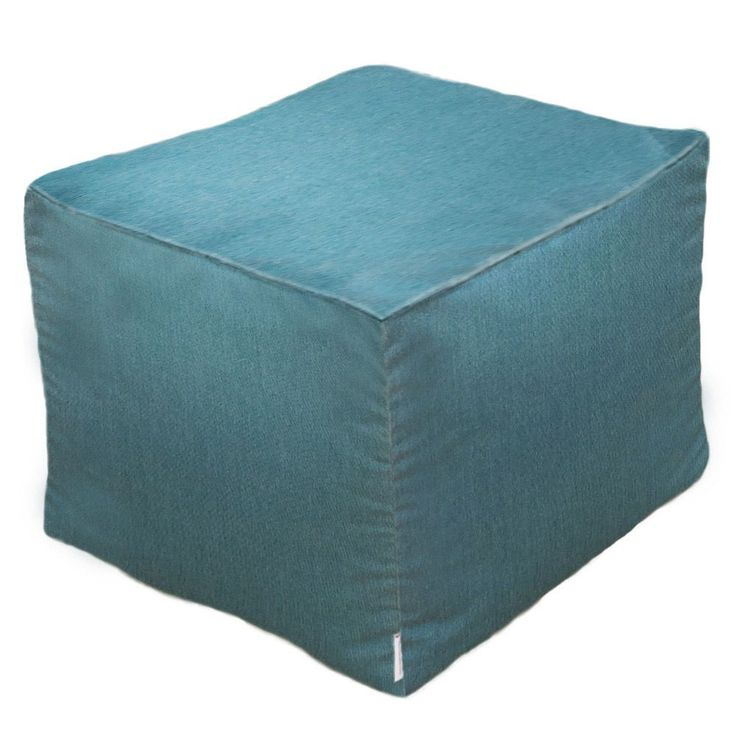 Don't sacrifice durability and quality for design! We give it all to you with our Indoor/Outdoor Poufs/Ottomans crafted from durable Sunbrella Outdoor Performance Fabric. We offer multiple fabric colo