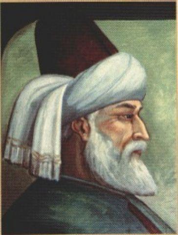 Rumi (Jalāl ad-Dīn Muḥammad Balkhī, a 13th Century Poet)