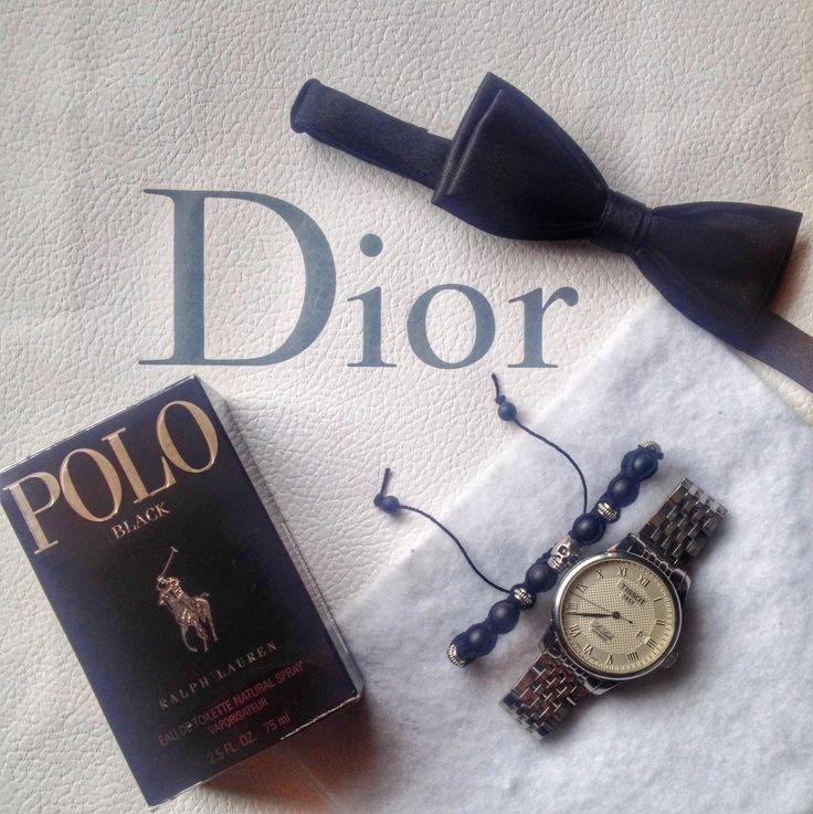 Matte black shamballa bracelet with silver skull❤️